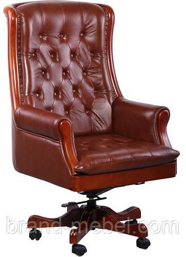 Кресло Линкольн коричневый