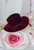 Шляпа с широкими полями ZL1116
