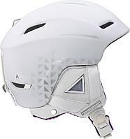 Горнолыжный женский шлем Salomon AURA C.AIR White (MD 17)