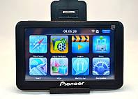 Автомобильный GPS навигатор Pioneer 556.   t-n