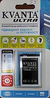 АКБ Kvanta Nokia BL-5J (5800/5230/C3/X1) 1550 mAh