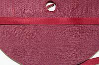 ТЖ 10мм репс (50м) бордовый, фото 1
