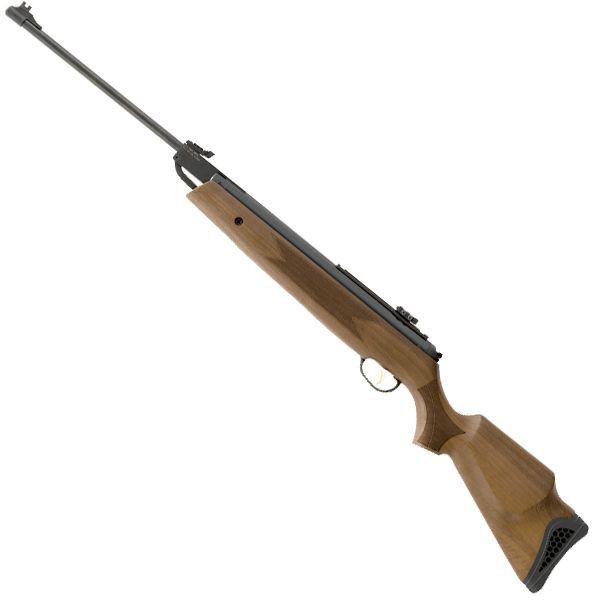 Пневматическое оружие. Пневматическая винтовка Hatsan 135, класса Magnum. Однозарядная винтовка