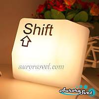Оригинальный Ночник клавиша Shift