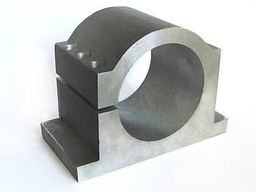 Кронштейн для крепления шпинделя ЧПУ 80мм