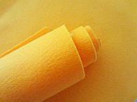 Фетр корейский мягкий, 1.2 мм, 20x30 см, КУКУРУЗНЫЙ