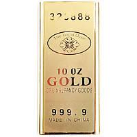 Зажигалка газовая слиток золота (Обычное пламя)