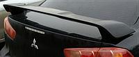 Спойлер Mitsubishi Lancer X заводской