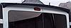 Спойлер Opel Vivaro