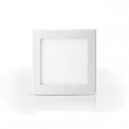 Встраиваемый светодиодный светильник ЕВРОСВЕТ 6Вт квадрат