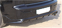 Задняя накладка Lancer X Zodiak-Style