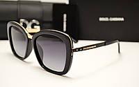 Солнцезащитные очки Dolce & Gabbana DG 15174 черный цвет