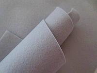 Фетр корейский мягкий, 1.2 мм, 20x30 см, СЕРЫЙ