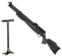 Винтовка Hatsan 65 RB Elite + насос Hatsan. PCP (Pre-Charged Pneumatics)  винтовки Hatsan BT65-RB