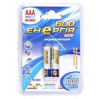 Аккумуляторы R3  600 mA Енергія