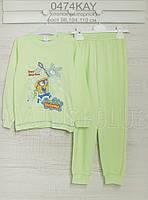 Пижамы детские 98см,  хлопок-интерлок, 2203ино. В наличии 98,104,110  Рост