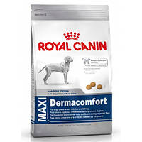 Royal Canin Maxi Dermacomfort 12 кг для собак крупных пород с раздражением кожи