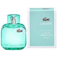Женская туалетная вода Eau de Lacoste L.12.12 pour Elle Natural