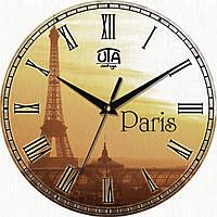 Стильные настенные часы в стиле «винтаж» 014 VT