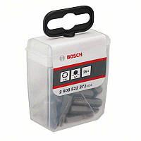 Набор бит Bosch T30 25 мм 25 шт TicTac Extra Hart, 2608522272