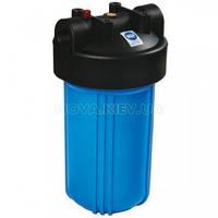 """10"""" PS 897C1-BK1-PR Комплект корпуса фильтра 907 Big Blue Raifil резьба 1"""", сброс давления, фильтр, кронштейн, ключ"""