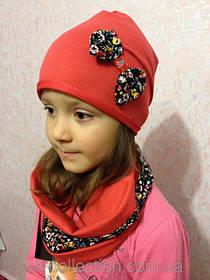 Детские шапки, шарфы, перчатки, варежки