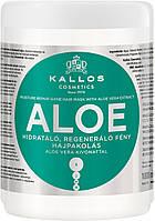 Маска Kallos Aloe для восстановления волос
