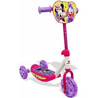 Самокат трехколесный Disney Minnie Mouse Smoby 450145