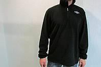 Мужская толстовка Umbro (540214) черная код 141в