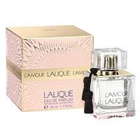 Женская парфюмированная вода Lalique L'Amour (Лалик ЛьАмур)