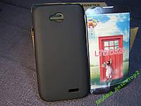 Чехол бампер силиконовый LG L65 D285  L70 D325