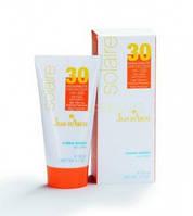 Водостойкий Солнцезащитный крем с высокой степенью защиты LSF 30 Cream Solaire Jean d`Arcel 200 мл