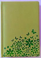 Ежедневник А5 Недатированный Цветы 4069-27 JosefOtten Китай