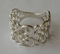 Кольцо 110250ЮМ, серебро 925 проба., фото 1