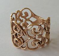 Кольцо 110250ЮМз, золото 585 проба., фото 1