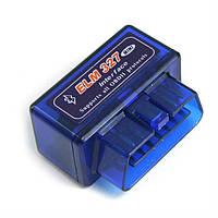Диагностический адаптер elm327 mini obd II bluetooth