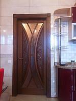 Межкомнатная дверь Песочные чясы Дуб
