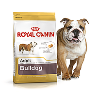 Royal Canin Bulldog Adult 3 кг для взрослых собак породы английский бульдог , фото 1