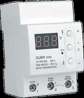 Реле контроля напряжения ZUBR D63