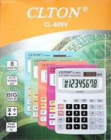 Калькулятор CL-808V, фото 1