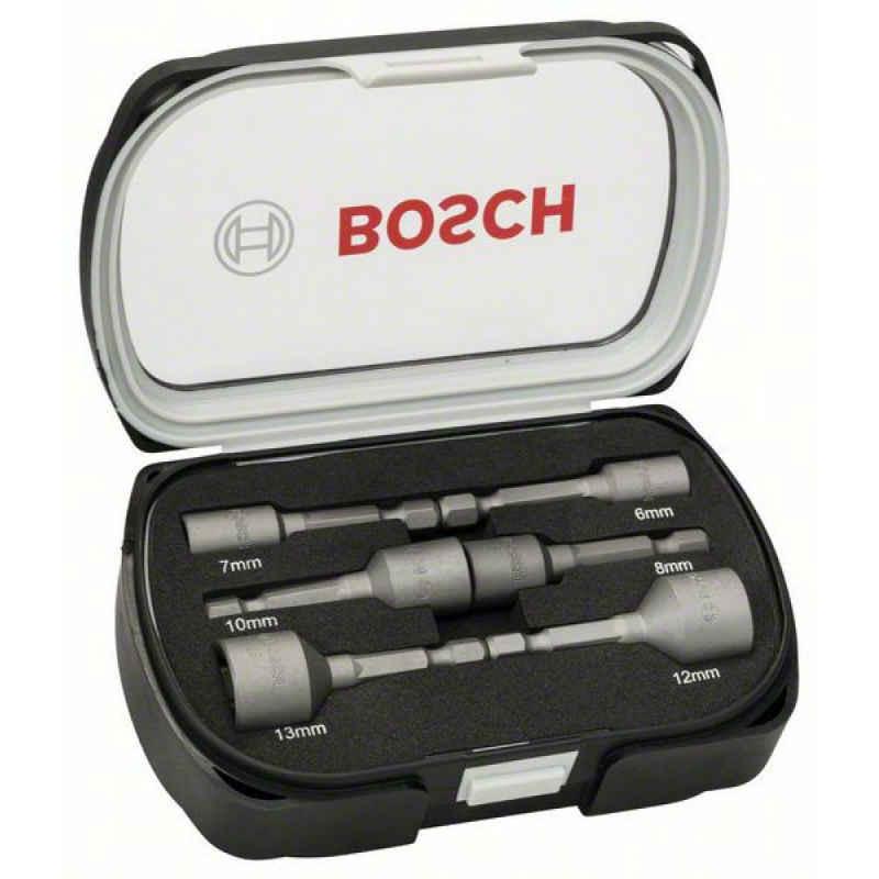 Набор торцовых ключей Bosch 6-13 мм, 2608551079