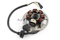 """Статор генератора на скутер Yamaha JOG 50 (6+1 котушок, 5 проводів) """"JIANXING"""""""