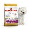 Royal Canin West Highland White Terrier 3 кг для вест хайленд вайт терьеров