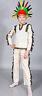 """Карнавальный костюм для мальчика """" Вождь индейцев """""""