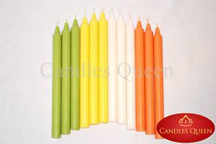 Свечи столовые от 1 шт