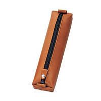 Pilot Pen Case - Чехол для ручке из PVC кожи (оранжевый)