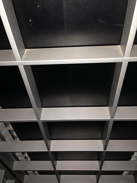 Как правильно монтировать потолок грильято