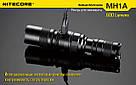 Nitecore MH1A, 550 люмен, 6 режимов, заряжаемый, фото 6