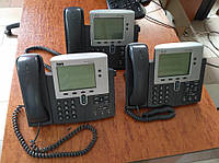 Б/у VOIP IP-телефон Cisco 7940 (CP-7940G)