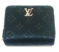 Кошелек барсетка Louis Vuitton 23-0282 кожзам черный